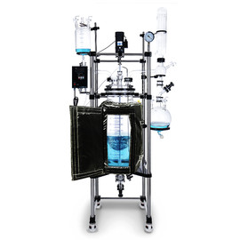 USA Lab ETL 100L Single Jacketed Glass Reactor