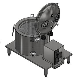 USA Lab 20L Helios-20 Jacketed SS304 Ethanol Centrifuge - USA Made - C1D1 &2 -UL