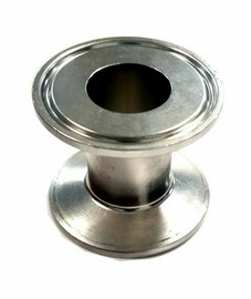 "1.5"" Tri-Clamp Extender - Stainless Steel Low Pressure"