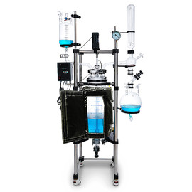 USA Lab ETL 50L Single Jacketed Glass Reactor