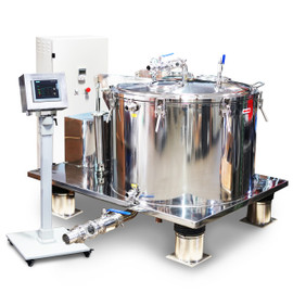 USA Lab 100L Jacketed Stainless Steel Centrifuge XTC-100