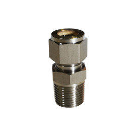 Superlok O.D. Tube X MNPT Connector - SMC