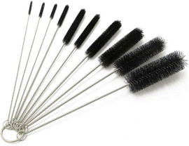 USA Lab 10 Piece Cleaning Brush Set