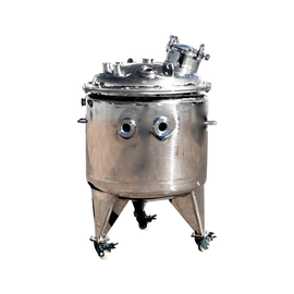 USA Lab 500L Jacketed Storage Vessel