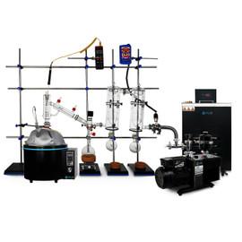 USA Lab H1-2 2L Full Bore Short Path Distillation Turnkey Kit