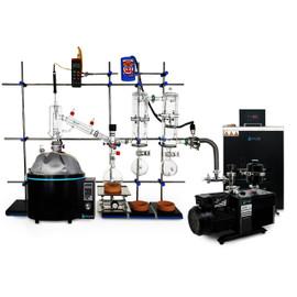 USA Lab H1-5 5L Full Bore Short Path Distillation Turnkey Kit