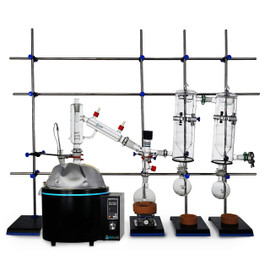 USA Lab H1-2 2L Full Bore Short Path Distillation Kit