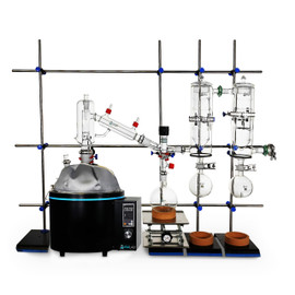 USA Lab H1-5 5L Full Bore Short Path Distillation Kit