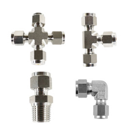 USA Lab Compression Fittings