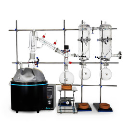 USA Lab H1-10 10L Full Bore Short Path Distillation Kit