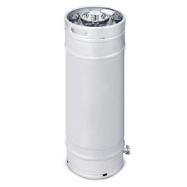 """100L 6"""" Tri-Clamp Sanitary Keg w/ Dip Tube - V2"""