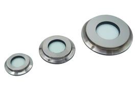 "USA Lab Fused Tri-Clamp Sight Glasses - 1.5"", 2"", 3"""