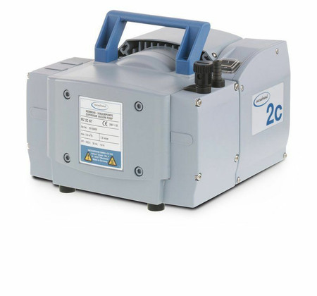 Vacuubrand MZ 2C NT 1. 2CFM Chemistry Diaphragm Pump 110V