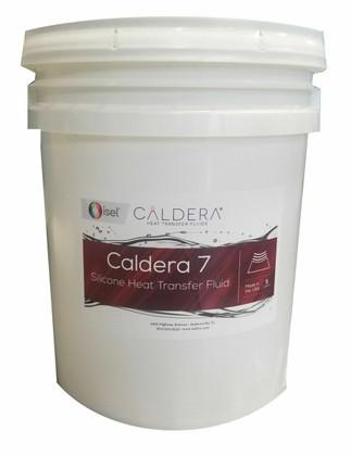 Caldera 7 Heat Silicone Oil Transfer Fluid 5 Gallon