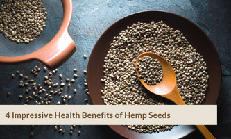 4 Impressive Health Benefits of Hemp Seeds