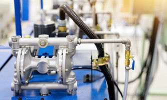 Common Uses for Diaphragm Pumps