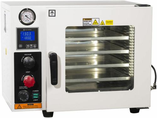 Ai UL/CSA Certified 0.9 CF Vacuum Oven 5 Sided Heat & SST Tubing