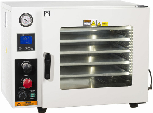 Ai UL/CSA Certified 1.9 CF Vacuum Oven 5 Sided Heat & SST Tubing