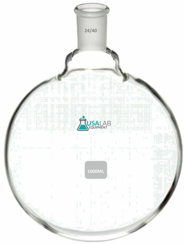 1000mL Round Bottom Receiving Flask - 1 neck 24/40