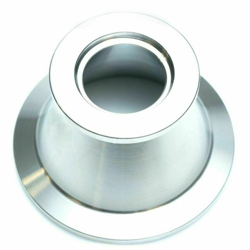 """Stainless Steel KF25 to 1.5"""" Tri-clamp Adapter"""