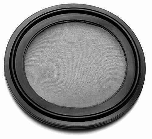 Buna-n Gasket with 550 Mesh (25 Micron) - Various Sizes
