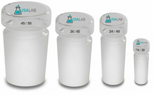 USA Lab Glass Stopper - Various Sizes