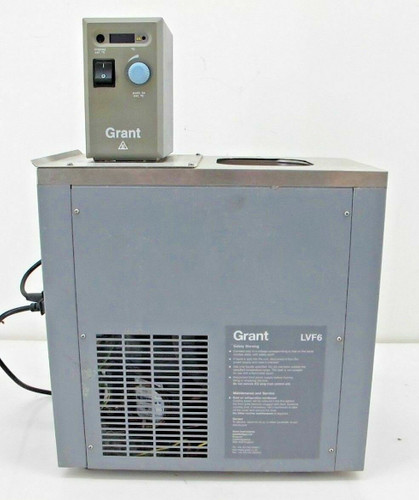 Grant Model LVF6 Recirculating Water Bath (No Pump Outlet or Inlet)