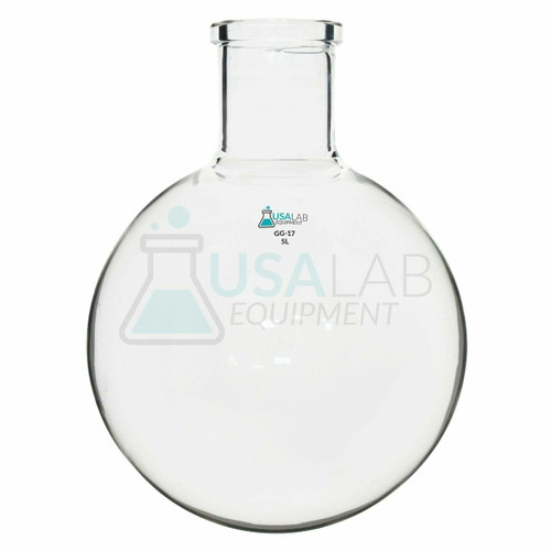 5L Boiling / Evaporating Flask for USA Lab 5L RE-1005 Rotary Evaporator