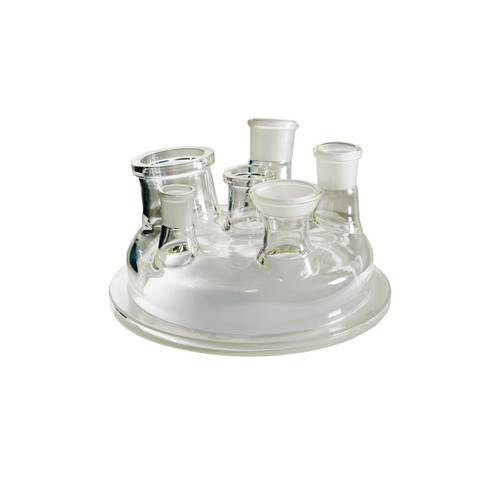 USA Lab Single Jacketed Glass Reactor Lids
