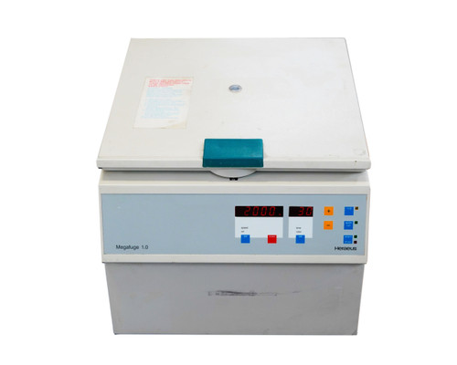 HERAEUS Megafuge 1.0 Table Top Centrifuge