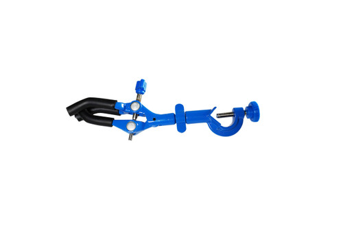 USA Lab 3 Prong Clamp with Pole Connect