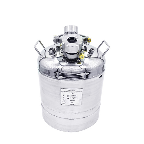 USA Lab Single Layer Solvent Tank - 25lb, 50lb