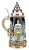 Christmas Beer Stein for Sale
