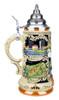 Bavarian Castles Beer Stein