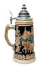 Oktoberfest Beer Wagon Party Stein for Sale