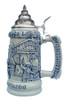 Oktoberfest German Beer Stein with Handle