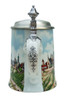 Rothenburg Porcelain Beer Stein