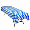 Oktoberfest Party Plastic Table Cover Large