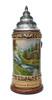 Thomas Kinkade Mountain Paradise Beer Stein