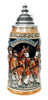 Antique Style Beer Wagon Party Stein