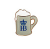 Hofbrauhaus HB Beer Mug Pin