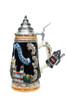 Limited Edition .25 L Beer Stein of Paris with 24K Gold Accents
