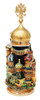 Moscow St. Basil's Cathedral 3D Beer Stein