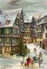 Christmas in Colmar German Advent Calendar