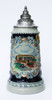 Bad Salzuflen Souvenir Beer Stein