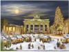 Christmas Market in Berlin German Advent Calendar