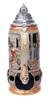 King Limitaet 2001 | Lohengrin Handpainted Beer Stein
