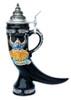 Sweden Viking Drinking Horn Beer Stein