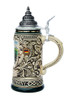 Munich City Skyline Beer Stein 0.4 Liter