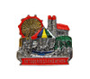 Oktoberfest in Munich German Hat Pin